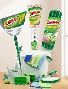 "Win a Libman ""Back-to-School"" Cleaning Prize Package!!!"