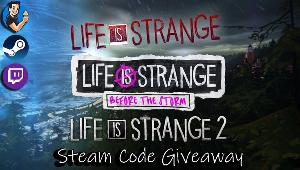 Win a Life Is Strange Collection (Steam Digital Code)!