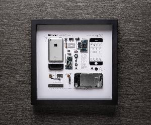Win a limited edition frame of the iPhone