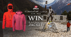 win a Lithang Jacket