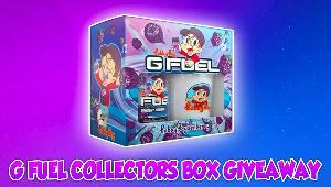 Win a Logic's G Fuel Collector Box!