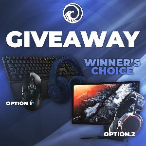Win a Logitech Bundle, Or Acer Gaming Monitor & SteelSeries Arctis Pro