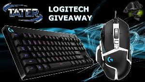 Win a Logitech G Keyboard and Mouse Combo! $200 Value!