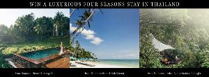 Win a Luxurious Four Seasons Stay in Thailand