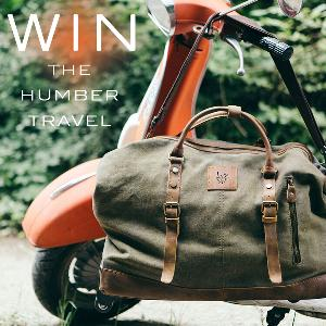 WIN a luxury Humber Travel bag from Kovered