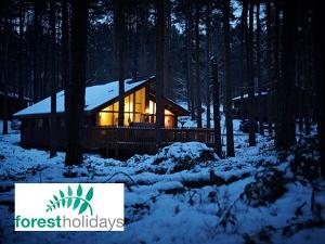 Win a Luxury UK cabin break!