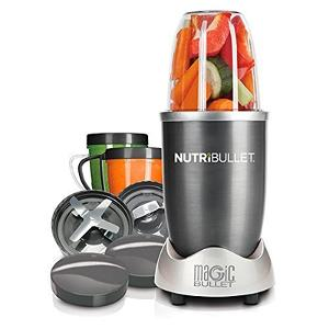 Win a Magic Bullet NutriBullet 12-Piece High-Speed Blender/Mixer System