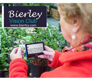 Win a magnifier subscription to Bierley Vision Club!
