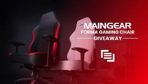 Win a MAINGEAR Forma Gaming Chair!!