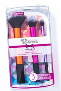 Win a Makeup Brush Set from Real Techniques!