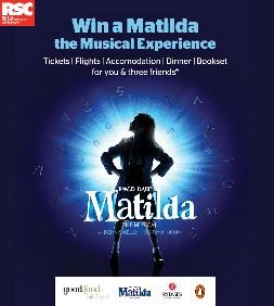 WIN: a Matilda the Musical Experience