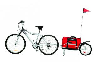 WIN: a Maya Cycle bike trailer