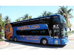 Win a Megabus Travel Prize Pack ** ARV $160