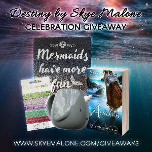 Win a Mermaid themed prize pack!