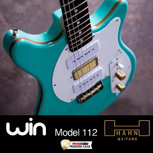 win a Model 112 from Hahn Guitars