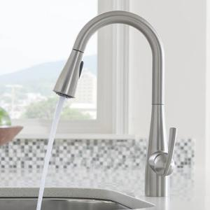 Win a Moen Essie Pulldown Kitchen Faucet!