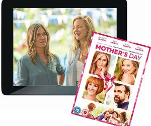 Win a Mother's Day DVD & Apple iPad Air!!