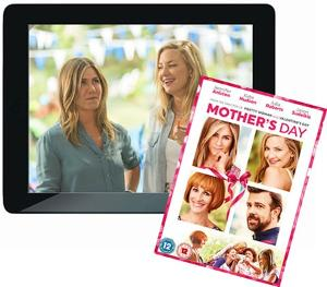 Win a Mother's Day DVD & Apple iPad Air!