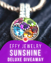 Win a Multi-Gemstone Necklace! (Value at $799.99)!!