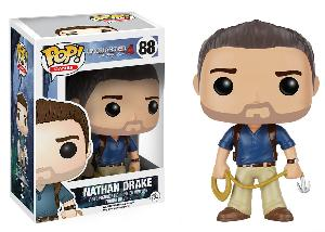 Win a Nathan Drake Funko Pop SIGNED by Nolan North