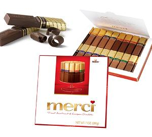 "Win a ""National Thank You Day"" Gift Basket from Merci!!!!"