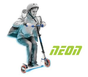 Win a Neon Flash Scooter!