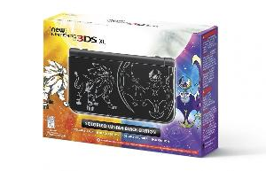 Win a NEW 3DS XL Giveaway [Pokemon Sun and Moon Limited Edition] + Game