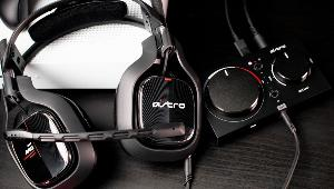Win a NEW Astro A40 TR Headset!