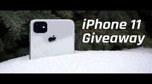 Win a New iPhone 11 PRO