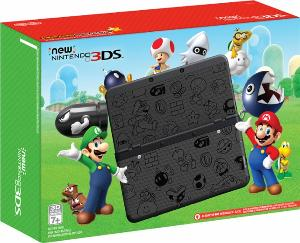 Win a New Nintendo 3DS Super Mario Edition
