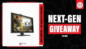 Win a new ZOWIE XL2411K monitor and a copy of the latest Call of Duty Black Ops Cold War on your platform of choice!