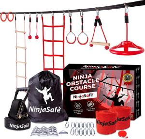 WIN a NinjaSafe Obstacle Course