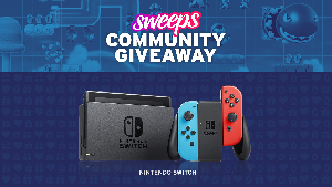 Win a Nintendo Switch!!