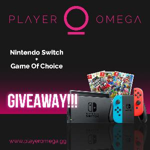 Win a Nintendo Switch + Game Of Choice