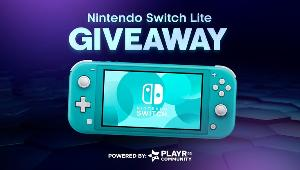 Win a  Nintendo Switch Lite!!