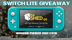 Win a  Nintendo SwitchLite!!