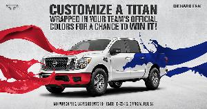 WIN: a Nissan Titan PLUS a 3-night/4-day trip for two!!