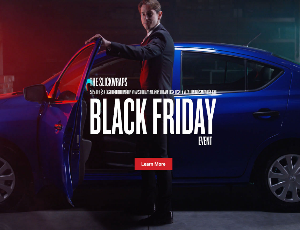 Win a Nissan Versa, $5,000 Cash, Trip to Disney World, ASUS Dream Desk or Other Prizes in the BlackFriday Slickwarps Giveaway