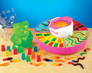 Win a Nostalgia GCM200 Electric Gummy Candy Maker!
