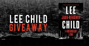 WIN a Novel of Lee Child! ►•◄""