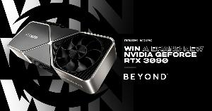 Win a Nvidia GeForce RTX 3090 Graphics Card!