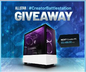 WIN A NZXT Creator PC ($3,499 Value)!