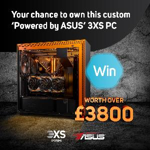 Win a 'One of a kind' ASUS ROG COD Black Ops gaming PC worth over £3800!
