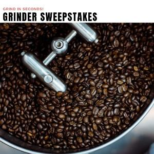 Win a one touch grinder