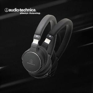 Win a Pair of Audio-Technica ATH-SR5BT Wireless On-Ear High-Resolution Audio Headphones
