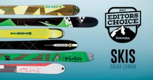 Win a Pair of Custom Romp Skis
