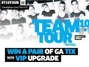 Win a Pair of General Admission Tickets with VIP Upgrade to Digitour 2016!!!