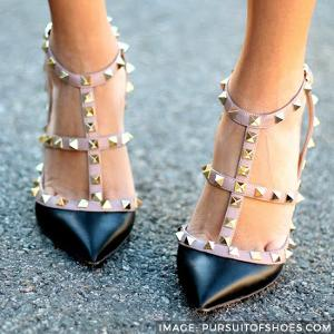 WIN a pair of Valentino Rockstuds!