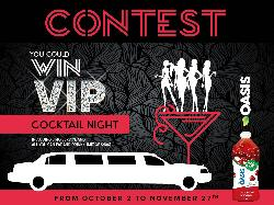 Win a Party Night with Limo Service