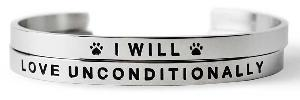 Win a Paw Promise bracelet set of your choice.